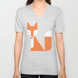 Le Sly Fox Unisex V-Neck