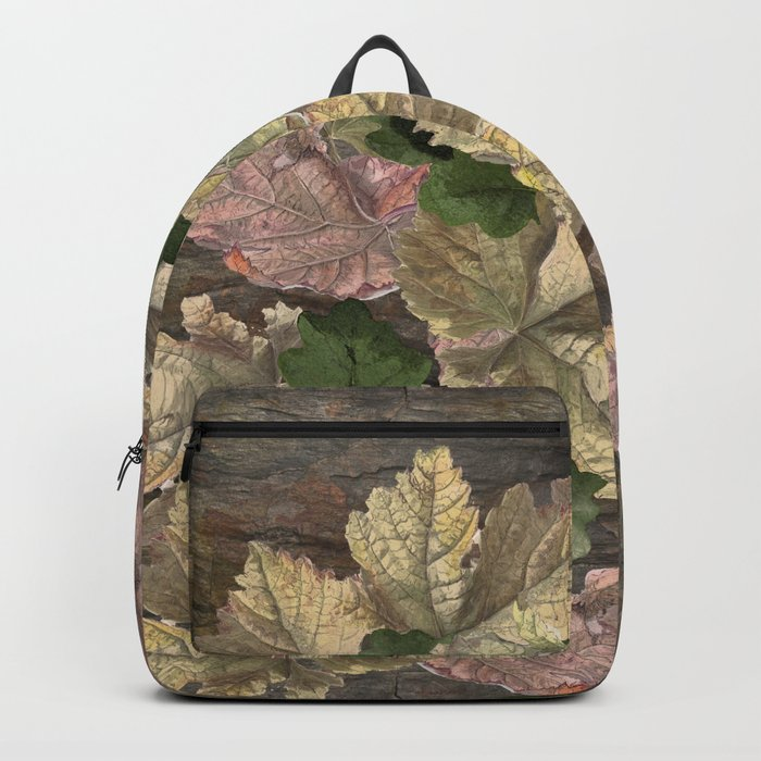 Acorns in Autumn Backpack
