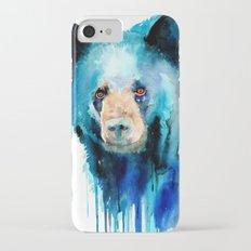 American black bear iPhone 7 Slim Case