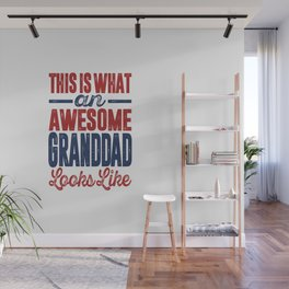 Gift for Granddad Wall Mural