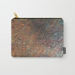 Elements of Copper Carry-All Pouch