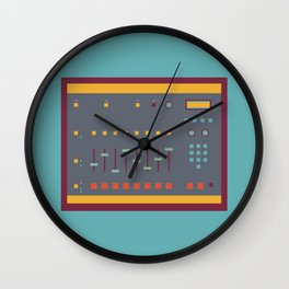EMU SP1200 Sampler Wall Clock