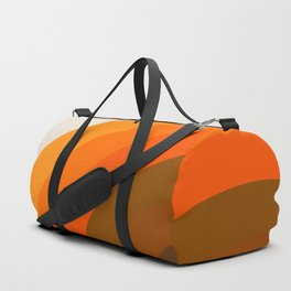 Golden Bow Duffle Bag