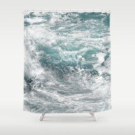 Oceanshake Shower Curtain