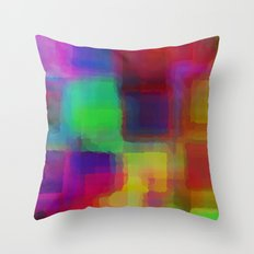 Bright#1 Throw Pillow