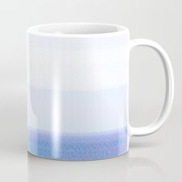 Polar bear & Surf (green) Coffee Mug