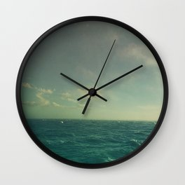 Limitless Sea Wall Clock