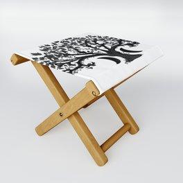 The Zen Tree Folding Stool