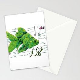 Something Fishy Stationery Cards