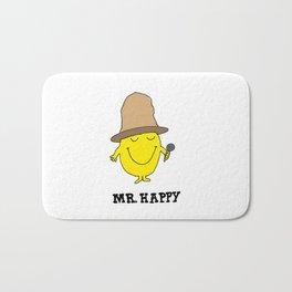 Mr. Happy Bath Mat