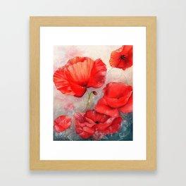 LE CAPRICE Framed Art Print
