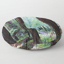 Muir Woods 2 Floor Pillow