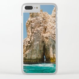 Cabo San Lucas XIII Clear iPhone Case