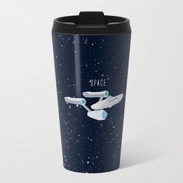 Star trek Star ship Enterprise NCC-1701 Travel Mug