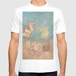 Odilon Redon Chariots of Apollo T-shirt