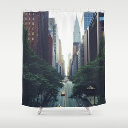 Morning in the Empire Shower Curtain