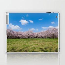 Cherry Field Laptop & iPad Skin
