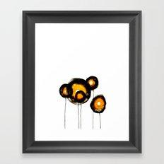 datadoodle 009 Framed Art Print