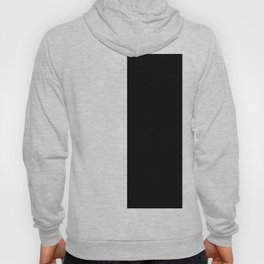 White and Black 32 Hoody