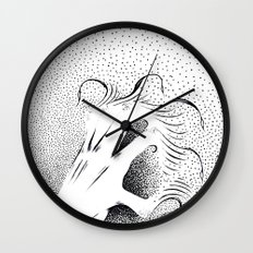 To Grasp Creativity Wall Clock