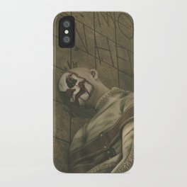 It Was More Fun in Hell - Insane Clown Horror Artwork iPhone Case