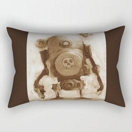 Basquibot Rectangular Pillow