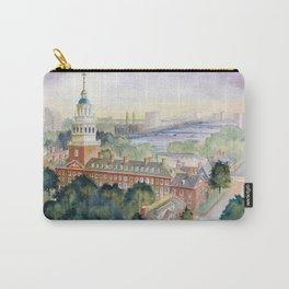 Harvard University Carry-All Pouch