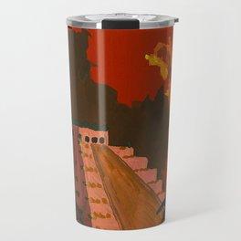 Chichen Itza, Mexico Travel Mug