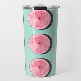 Tropical Fruit, Citrus, Fruit Travel Mug