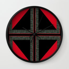 Buddah series 48 Wall Clock