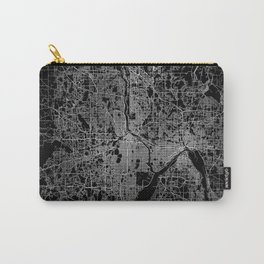 minneapolis map Carry-All Pouch