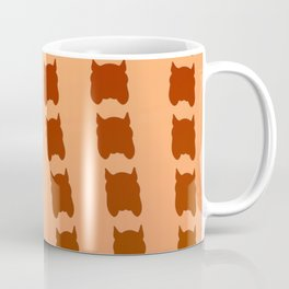 Painted by suncream ... Coffee Mug