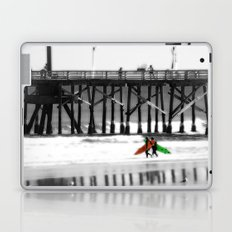 Surfing lifestyle    Laptop & iPad Skin