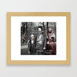 """""""The Liar"""" Framed Art Print"""