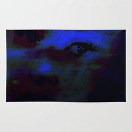 Burning Eyes 02 Rug
