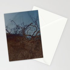 armor (back to unnatural) Stationery Cards