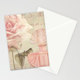 Perfume and Roses I Stationery Cards