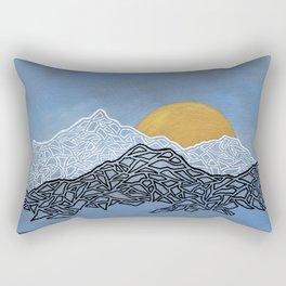 A New Day Rectangular Pillow