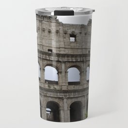 Outside the Coliseum Travel Mug