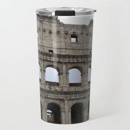 Outside the Coliseum Travel Mug