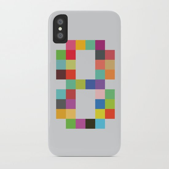 Eight Bit iPhone Case