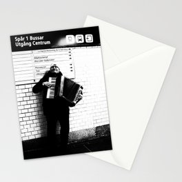 Proud Performer Stationery Cards