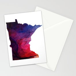 Minnesota State Stationery Cards