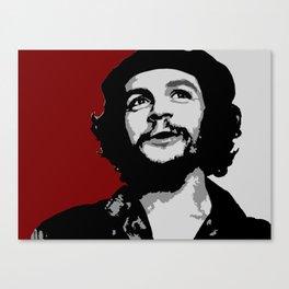 Ernesto Che Guevara smile Canvas Print