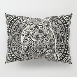 Polynesian  Frenchie Pillow Sham