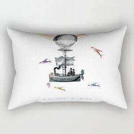 Automates Rectangular Pillow