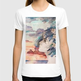 The Lost Love of Wandering Aengus T-shirt