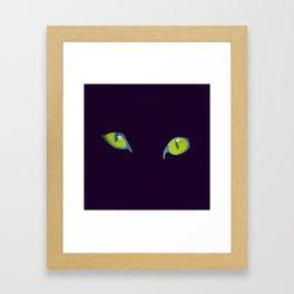 Chesire Framed Art Print