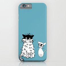 Ninja cats iPhone 6s Slim Case