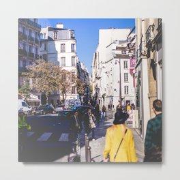 Paris #2 Metal Print
